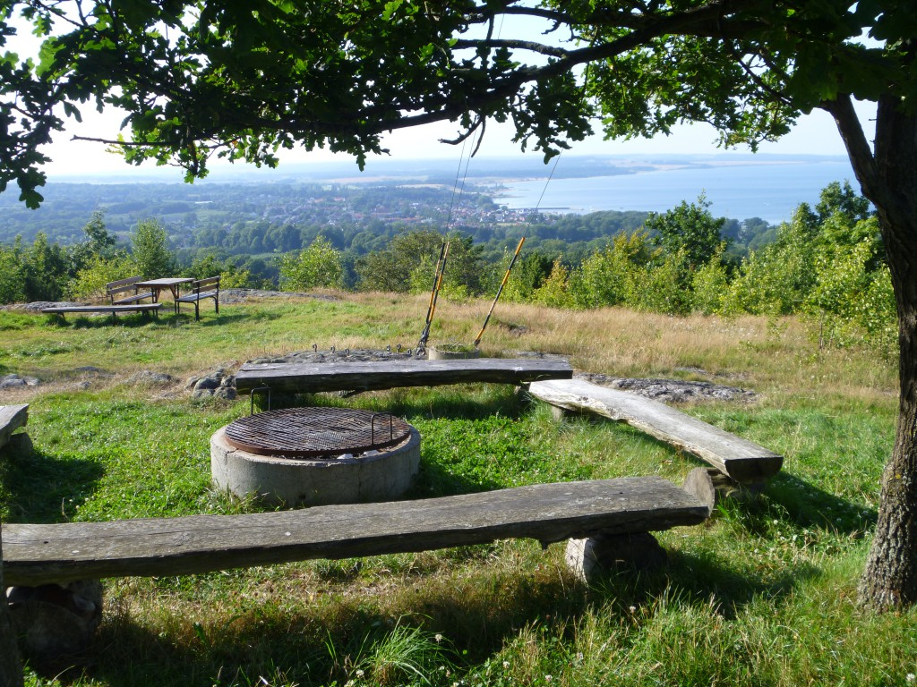 Utsikt från Lilla Stenshuvud