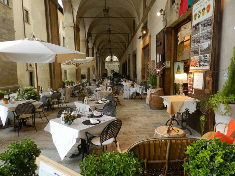 Fina staden Arezzo