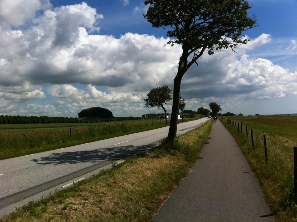 Fina cykelbanor  Trelleborg till Ystad