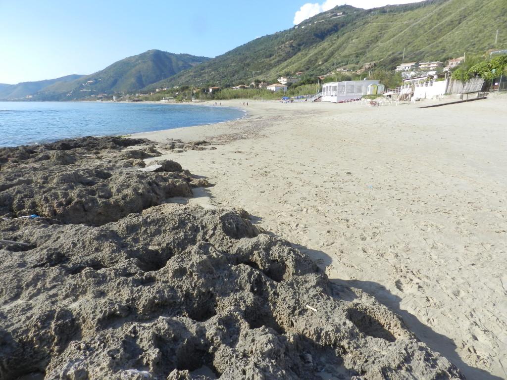 Stranden i Acciaron