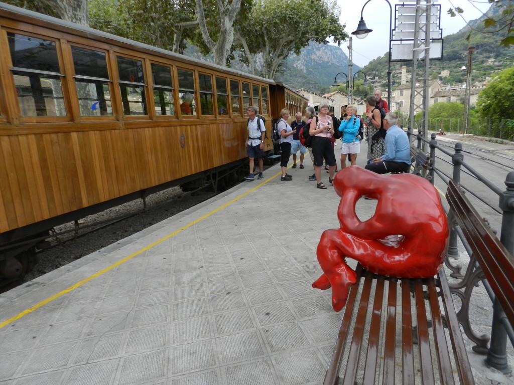 Tåg till Palma