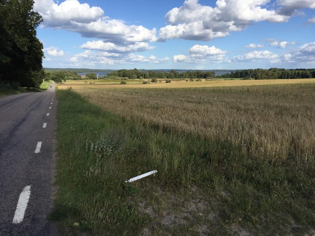 Från Stehag mot Höör och Ringsjön