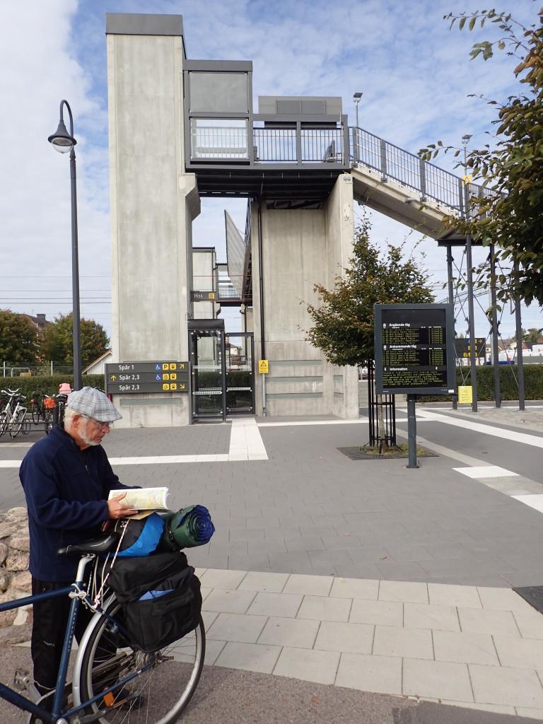 Vislanda station
